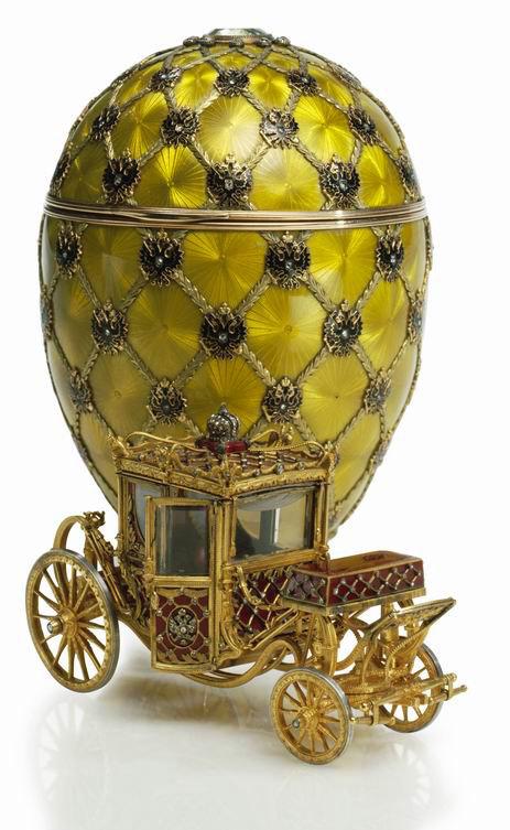 яйце Фаберже - коронаційне