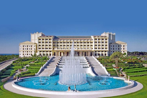 готель Мардан Палас