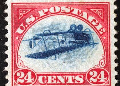 """почтова марка """"Дженні"""""""