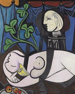 Картина Пабло Пікассо
