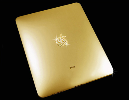 iPad Supreme Gold Edition
