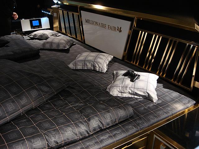 золоте ліжко