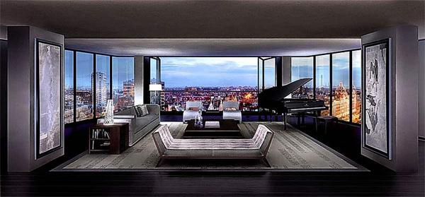 квартира, Лондон