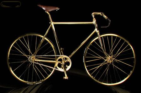 Золотий велосипед