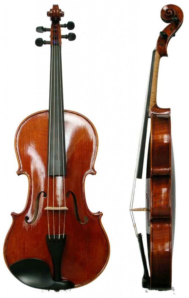 В'єтан - скрипка Гварнері