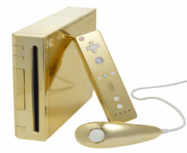 Nintendo Wii Supreme - Золоте Нінтендо