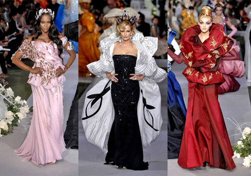 вечірні плаття від модного дому Крістіан Діор