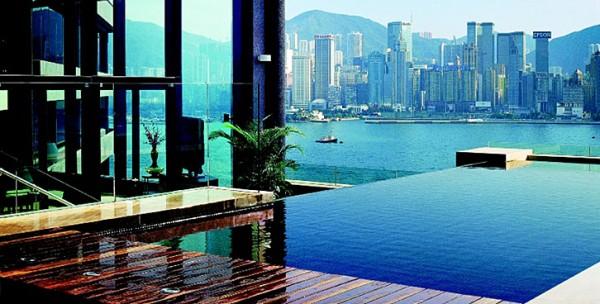 Президентський люкс, Інтерконтиненталь, Гонконг