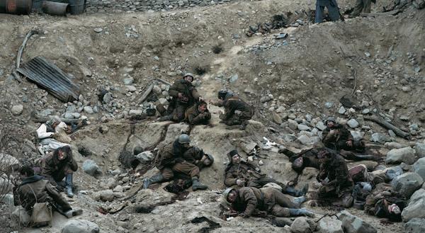 Джефф Волл. «Говорять мертві воїни» (1992) — 3666500 $