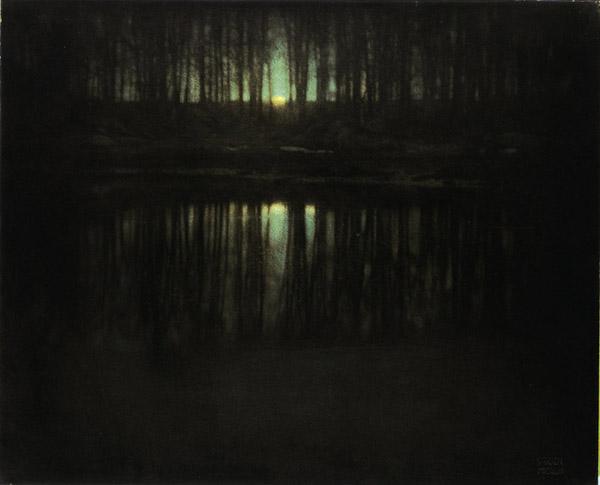 Едвард Стайхен. Озеро в місячному світлі (1904) — 2 928 000 $