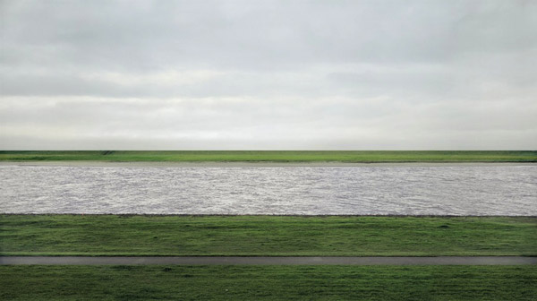 Андреас Гурскі. Рейн II (1999) —  4 338 500$